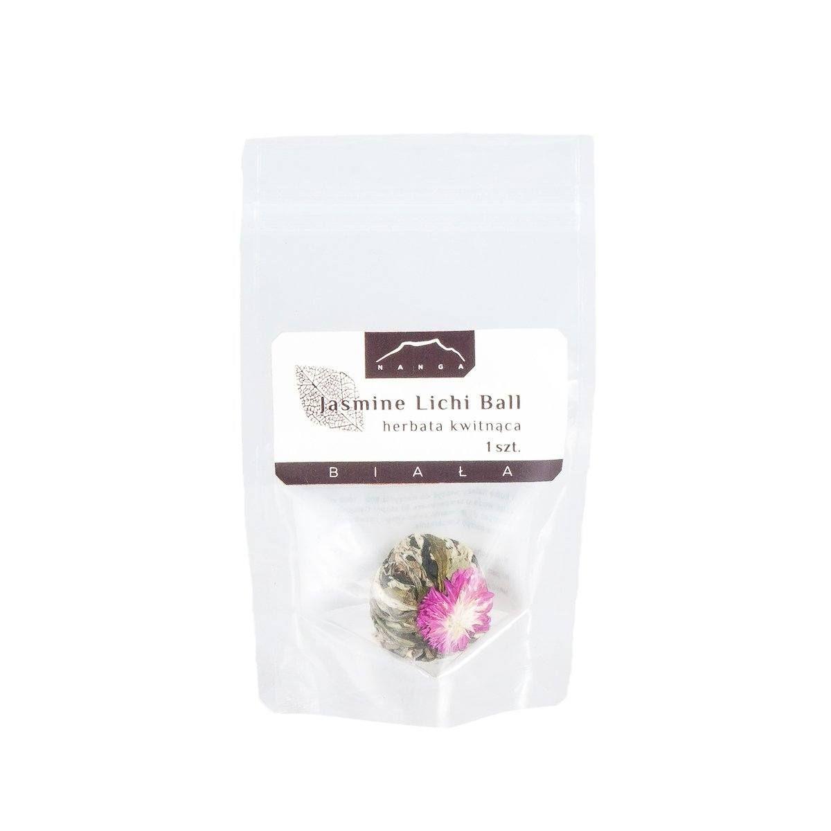 Herbata kwitnąca - Jasmine Lichi Ball