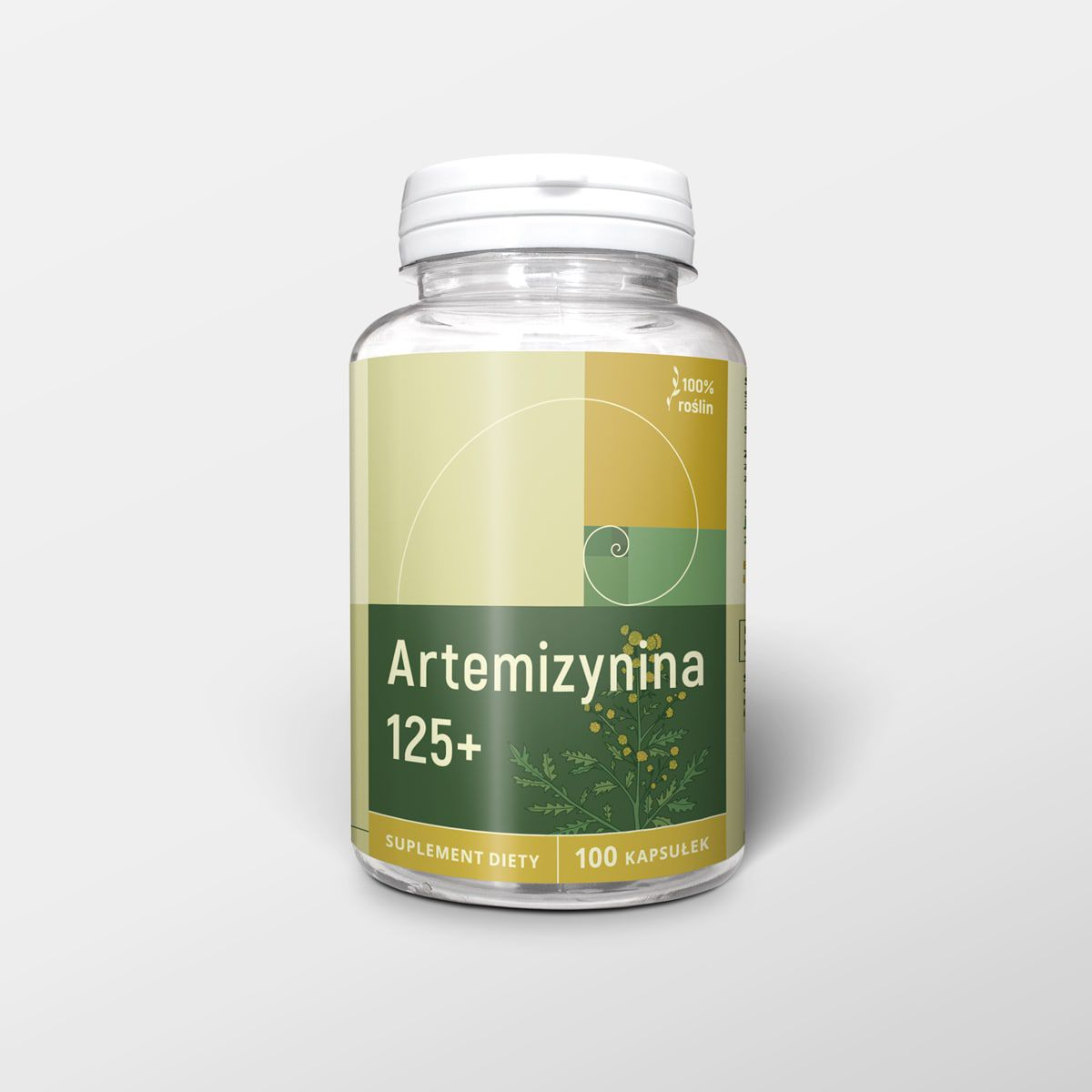 Artemizynina 125+ 100 kapsułek x 500 mg