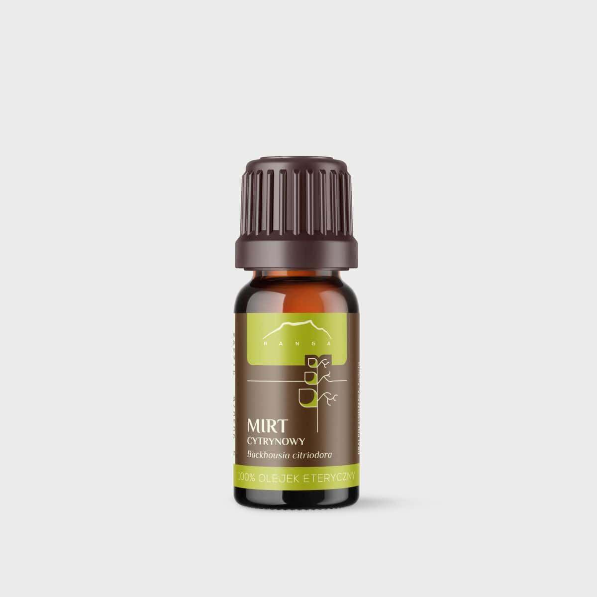 Olejek z mirtu cytrynowego 100% eteryczny Nanga