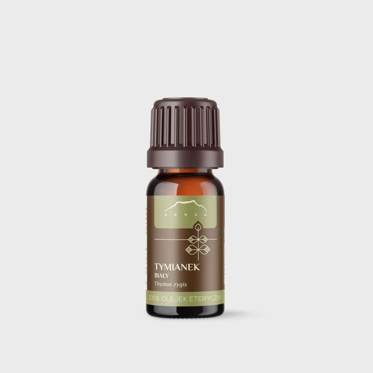 Olejek z białego tymianku 100% eteryczny Nanga