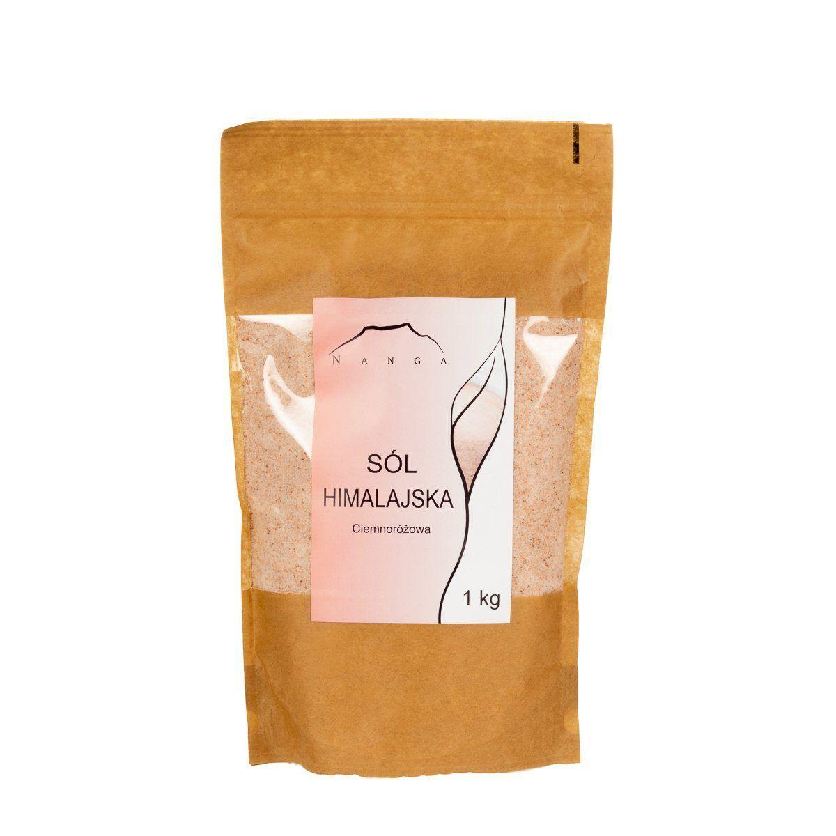 Sól himalajska różowa