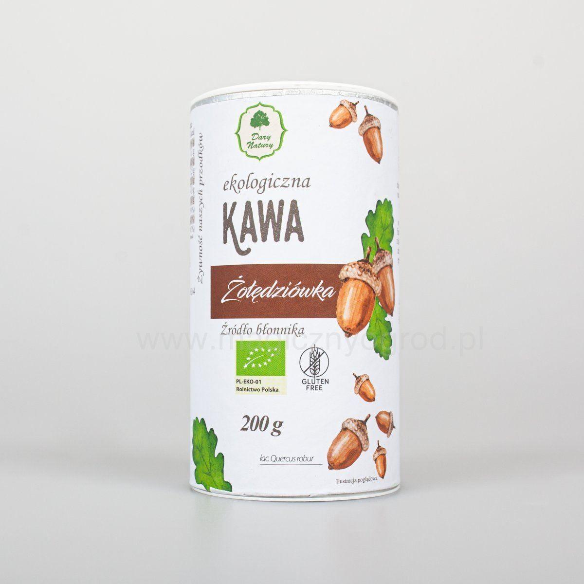 Kawa żołędziówka 200g EKO