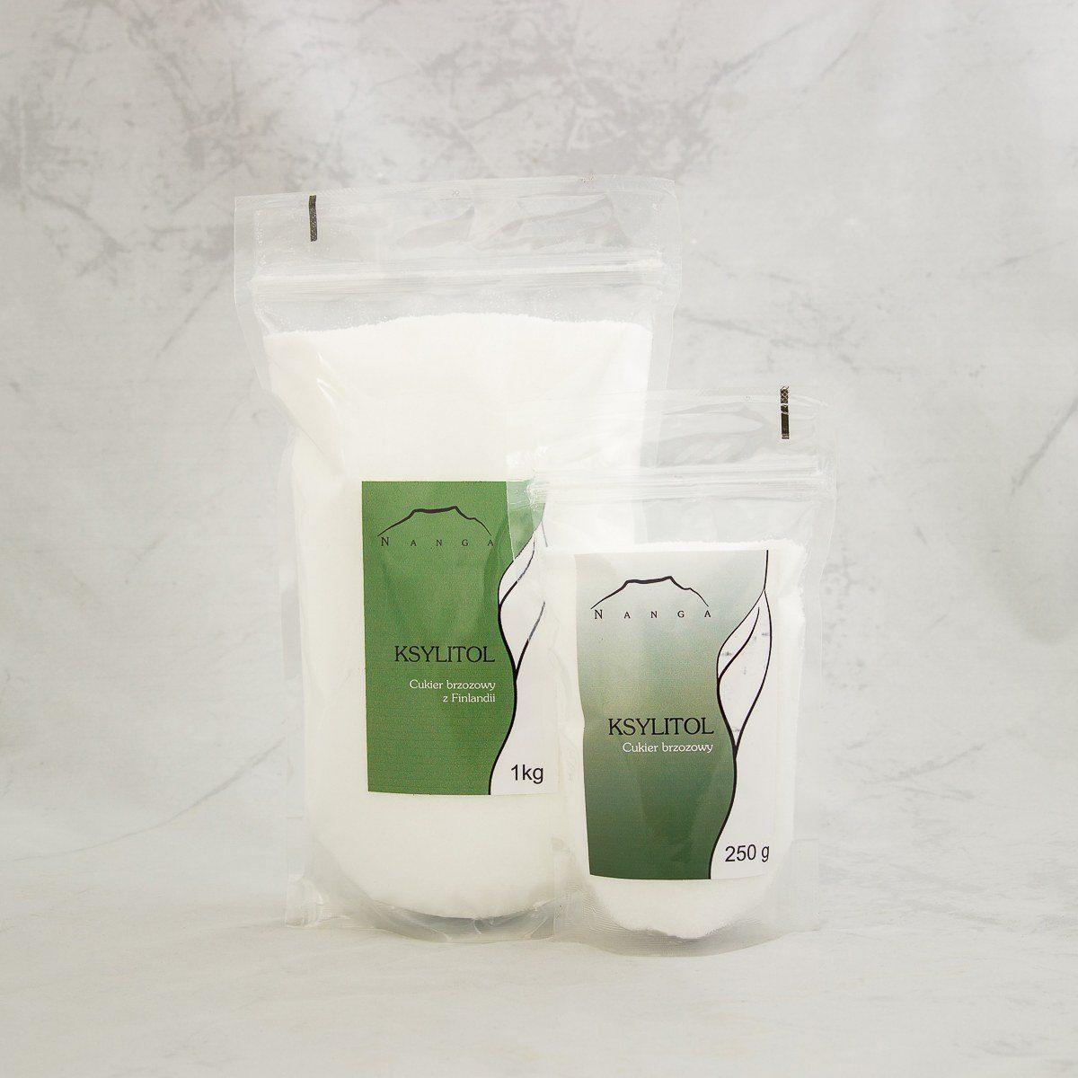 Ksylitol - cukier brzozowy
