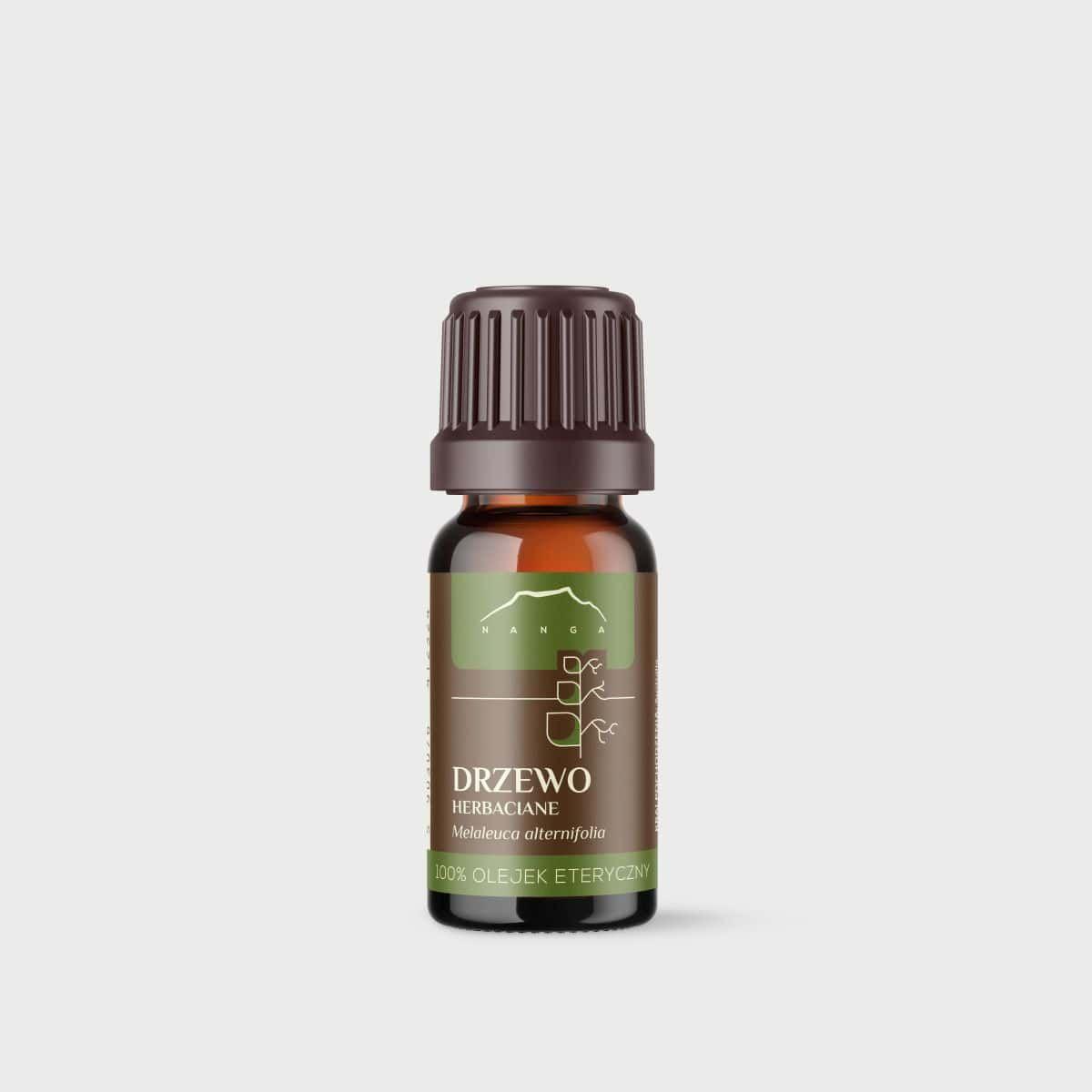 Olejek z drzewa herbacianego Australia 100% eteryczny Nanga