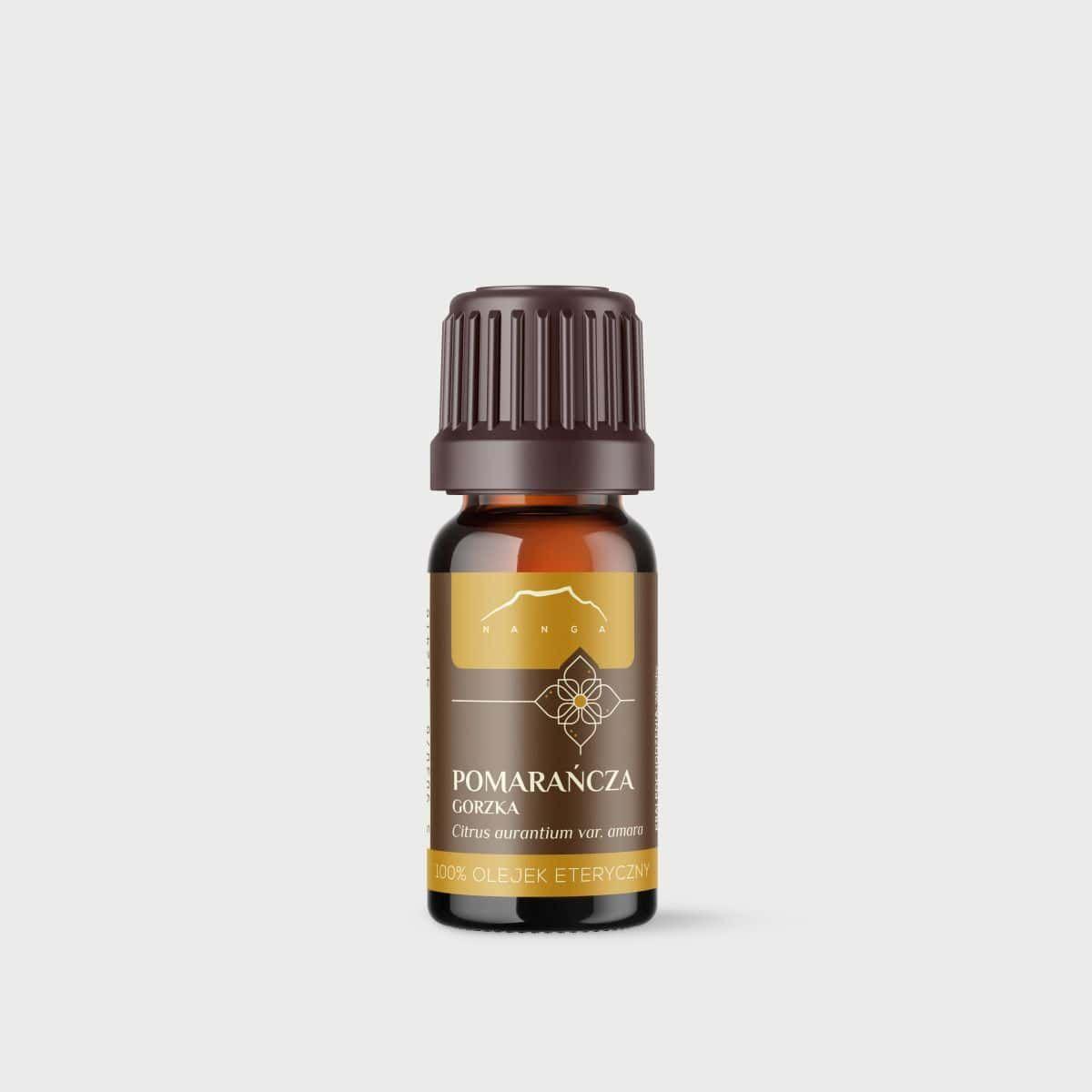 Olejek z pomarańczy gorzkiej 100% eteryczny Nanga
