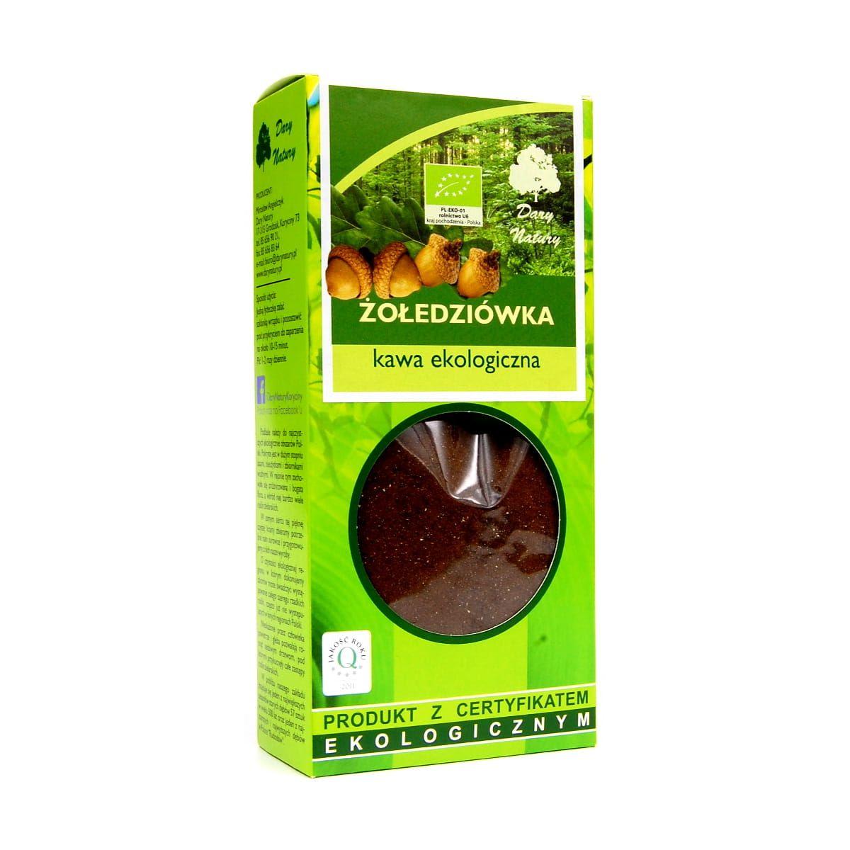 Kawa żołędziówka EKO 100g