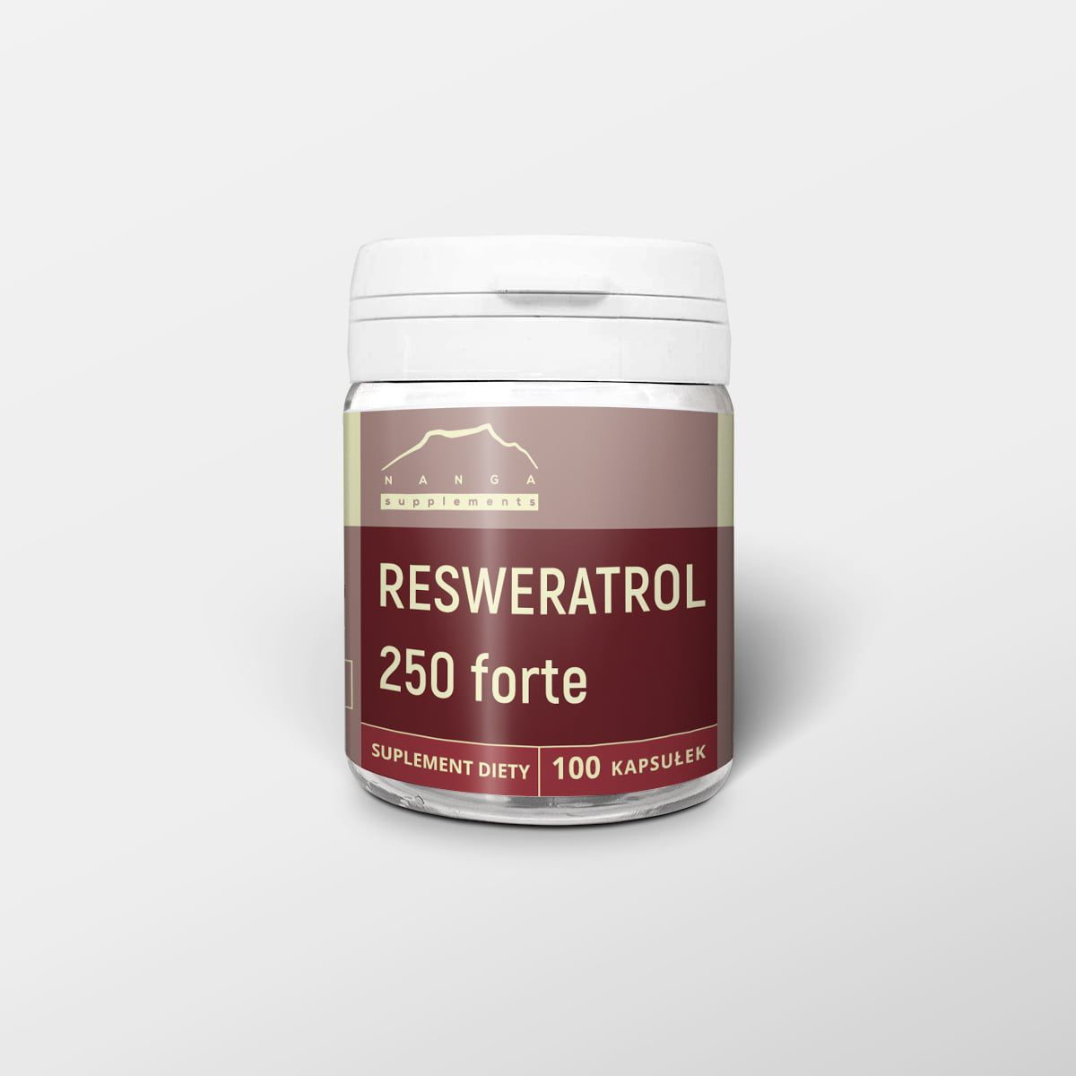 Resweratrol forte kapsułki 250 mg