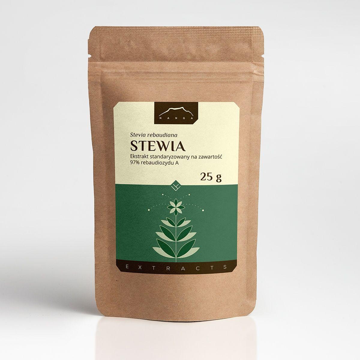 Stewia ekstrakt 97%