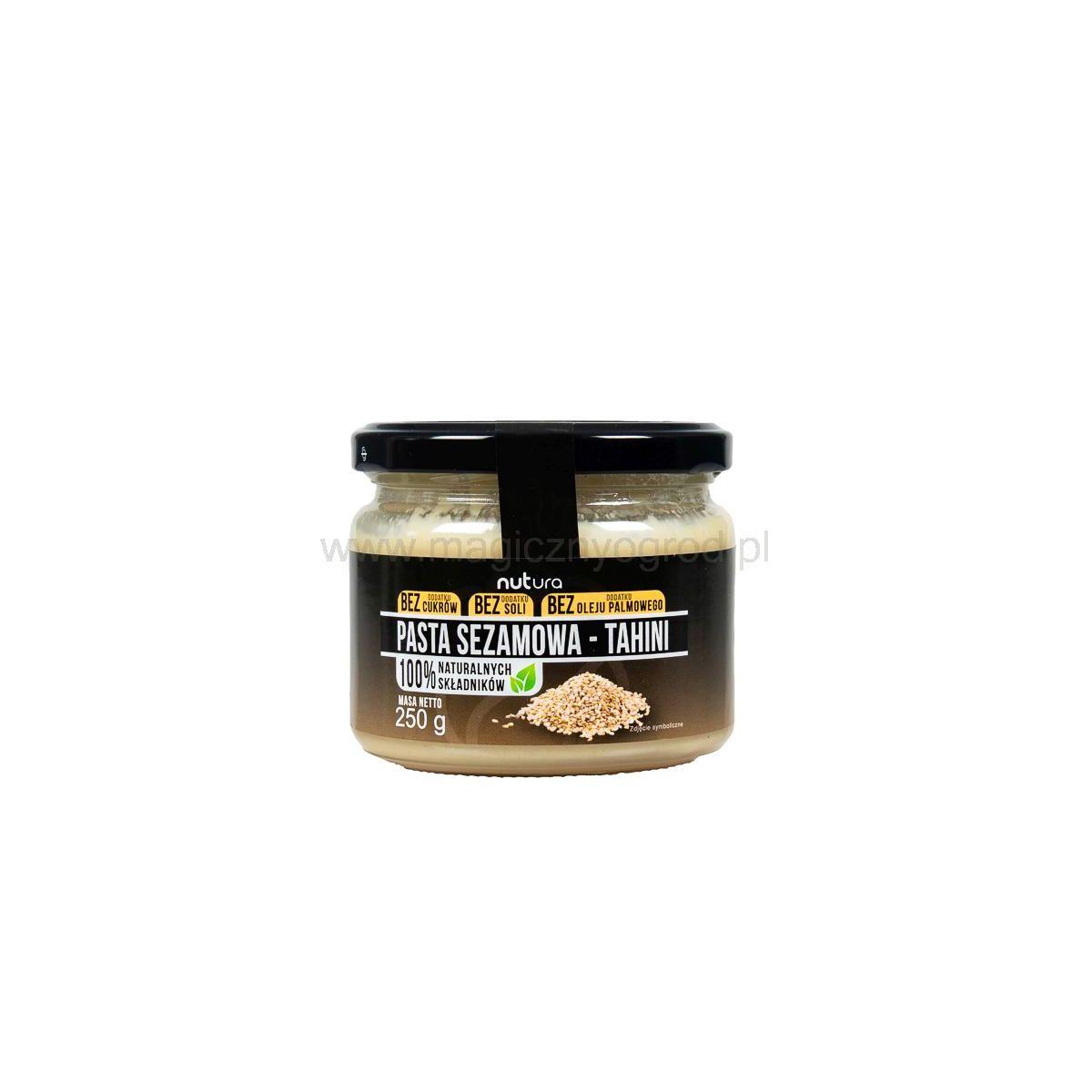 Pasta sezamowa 250g