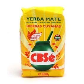 Yerba Mate CBSe - Cuyanas 500g