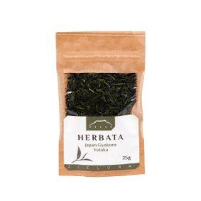 Herbata zielona - Gyokuro Yutaka Japan organic