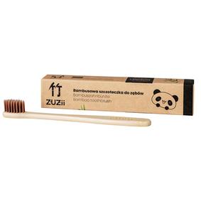 Szczoteczka bambusowa do zębów dla dzieci