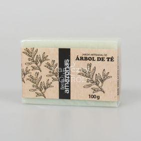 Mydło z olejkiem z drzewa herbacianego 100g