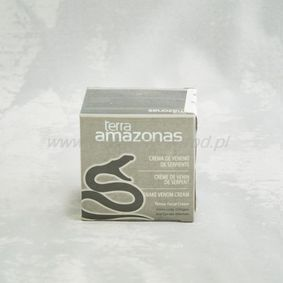 Krem z jadem węża Amazonas