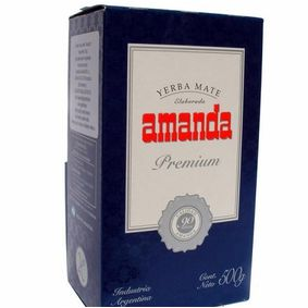 Yerba Mate Amanda Premium 500g