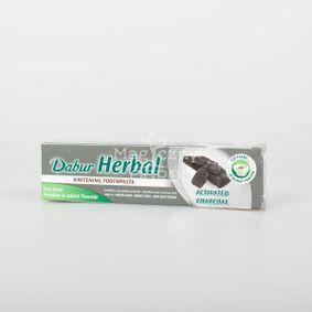 Pasta do zębów Dabur Herbal Charcoal wybielająca