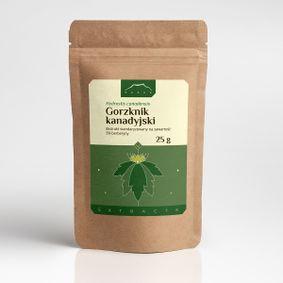 Gorzknik kanadyjski ekstrakt 5% berberyny
