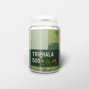 Triphala ekstrakt  100 kapsułek x 500 mg
