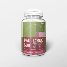 Pau d'Arco 100 kapsułek x 600 mg