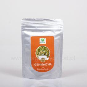Herbata zielona - Genmaicha & matcha 50g