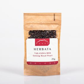 Herbata Oolong Red Royal Pearl