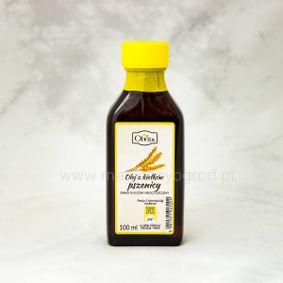 Olej z kiełków pszenicy zimnotłoczony Olvita