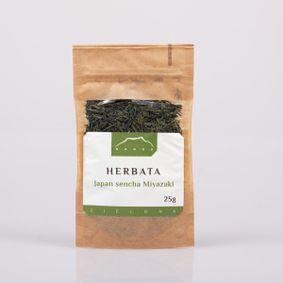 Herbata zielona - Sencha Miyazaki Japonia