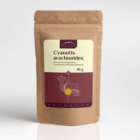 Cyanotis arachnoides ekstrakt 50% ekdyzonu