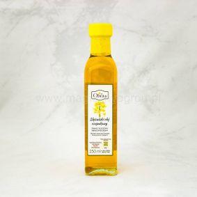 Olej rzepakowy zimnotłoczony Olvita 250ml