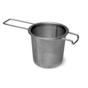 Zaparzacz sitko z długą metalową rączką 6cm