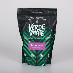 Yerba Mate Verde Mate - La potente