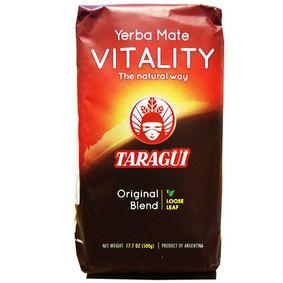 Yerba Mate Taragui Vitality 500g