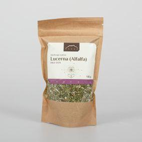 Lucerna ziele - alfalfa
