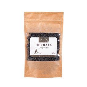 Herbata zielona - Gunpowder