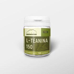L-teanina kapsułki 150 mg