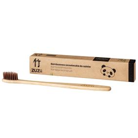 Szczoteczka bambusowa do zębów dla dorosłych