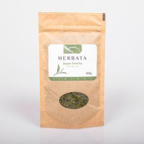 Herbata zielona - Sencha Premium japońska