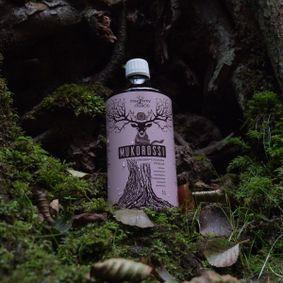 Mukorossi  - skoncentrowany płyn z orzechów piorących