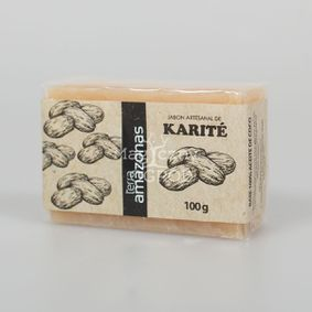 Mydło z masłem shea 100g