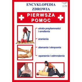 Pierwsza  pomoc - Brygida Czapiewska