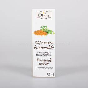 Olej z kozieradki Olvita